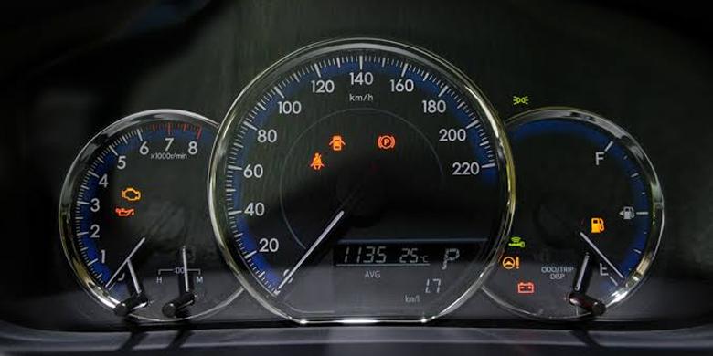 Toyota Vios tiện nghi