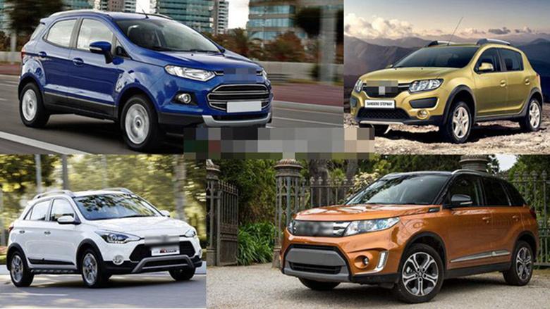 Đua nhau giảm giá xe ô tô cũ lẫn mới mùa cuối năm 2019 - 19