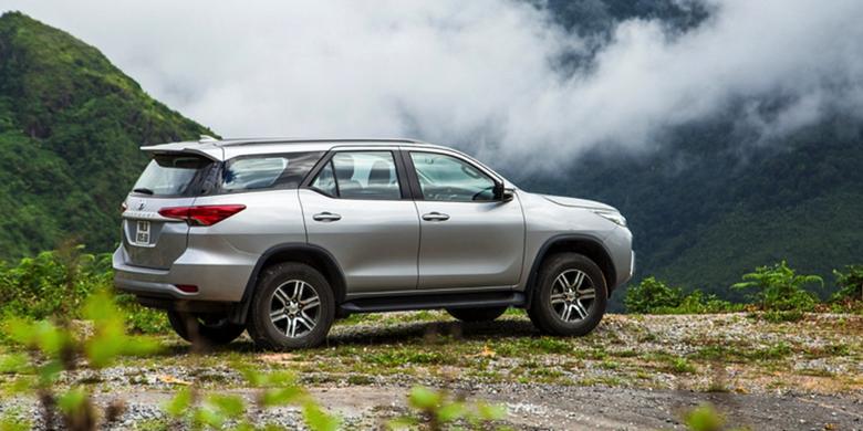 Toyota Fortuner 2019 đánh giá