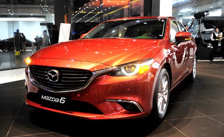 Những dòng xe Mazda được ưa chuộng hiện nay - 6