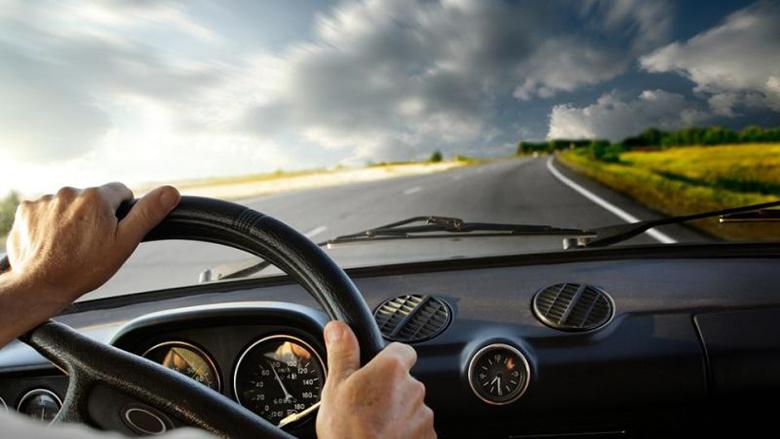 giữ vũng tâm lý lái xe