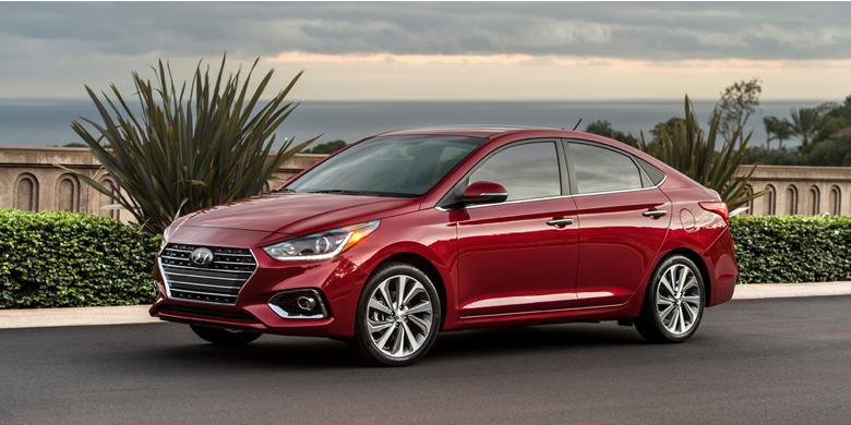 Hyundai Accent 2019 ngoại hình