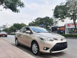 Toyota Vios E 1.5MT 2017
