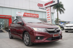 Honda City CVT 1.5AT 2018