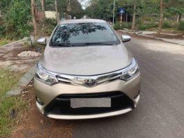 Toyota Vios G 1.5AT 2015