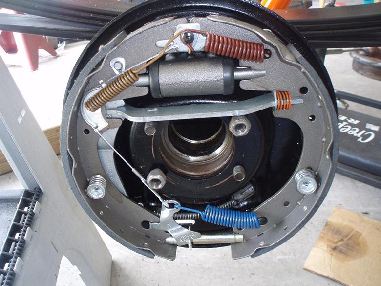 Hệ thống phanh đĩa và phanh tang trống trên ô tô bạn cần biết - 7