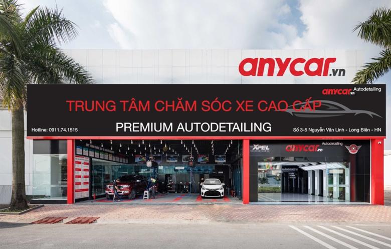 Dịch vụ đại tu xe ô tô tại Anycar - 5