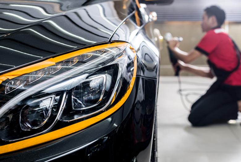 dịch vụ sơn xe ô tô công nghệ cao tại Anycar - 3