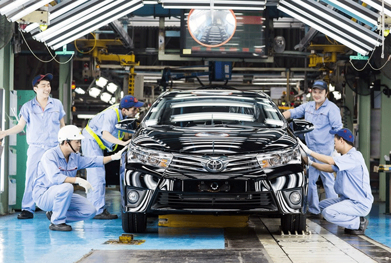 dịch vụ sơn xe ô tô công nghệ cao tại Anycar - 4