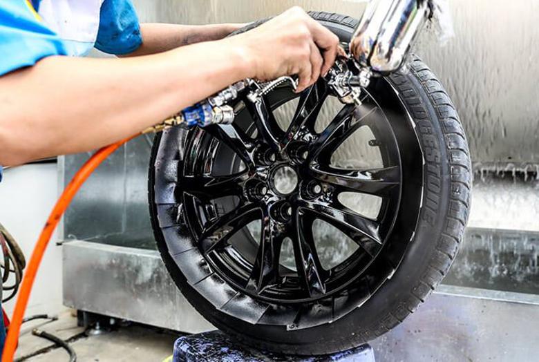 dịch vụ sơn xe ô tô công nghệ cao tại Anycar - 6
