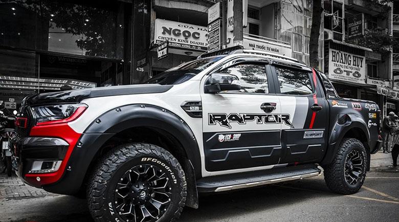 Gợi ý độ Ford Ranger đẹp cho tín đồ offroad - 10