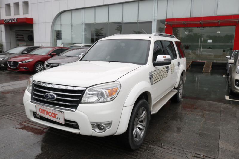 Ford Everest 2.5MT 2011