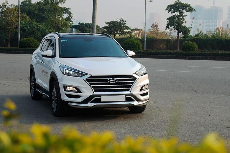 Đánh giá Hyundai Tucson 2020 : Giá bán, thông số kỹ thuật, khuyến mãi |  anycar.vn