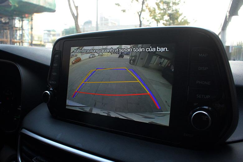 Đánh giá xe Hyundai Tucson 2020 về độ an toàn