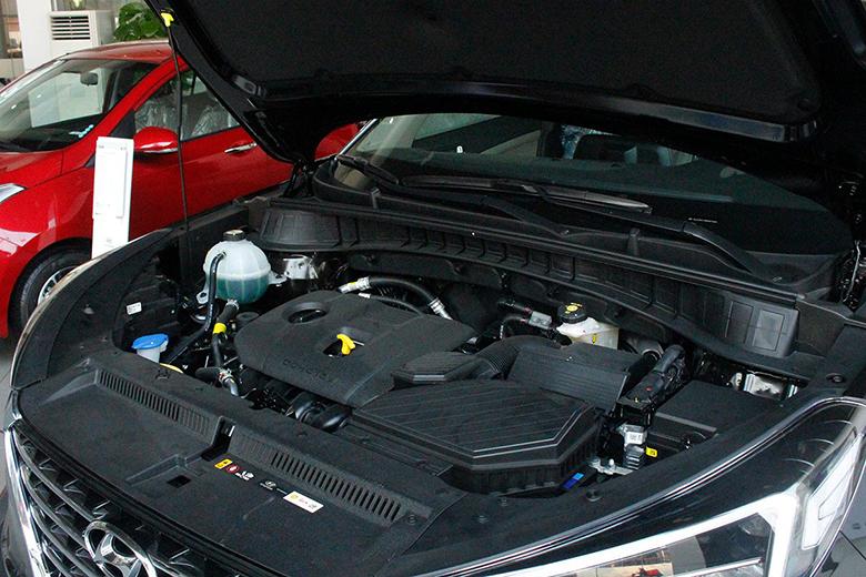 Đánh giá xe Hyundai Tucson 2020 về động cơ