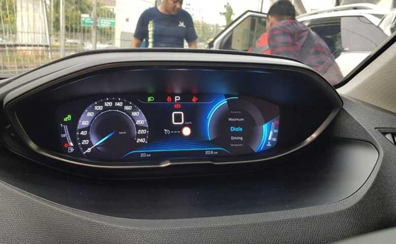 Peugeot 3008 2020: giá ban, đánh giá và thông số - 15