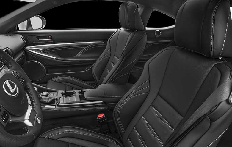Lexus RC 300 2020 chính hãng, giá xe và nội ngoại thất - 10