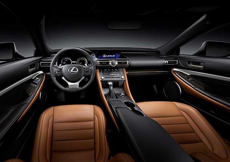 Lexus RC 300 2020 chính hãng, giá xe và nội ngoại thất - 7