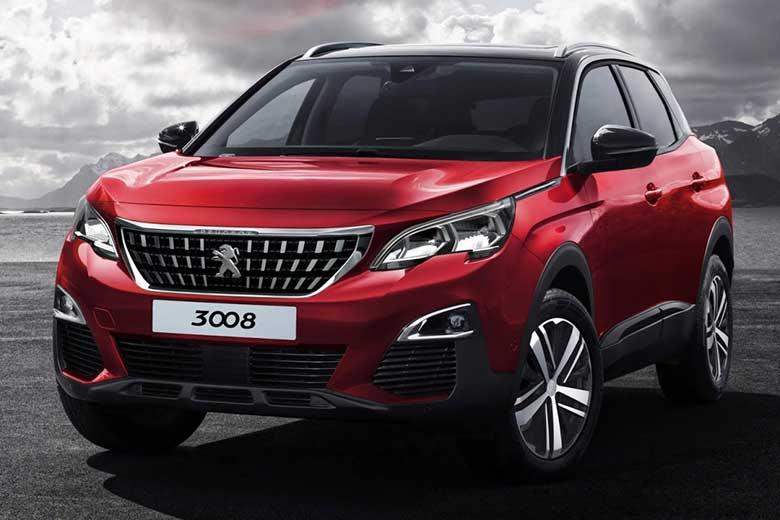 Peugeot 3008 2020: giá ban, đánh giá và thông số - 1