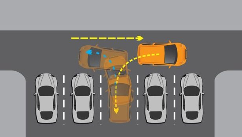 Lùi xe khó hay dễ? Hướng dẫn cách lấy lái lùi xe an toàn ít ai biết - 3