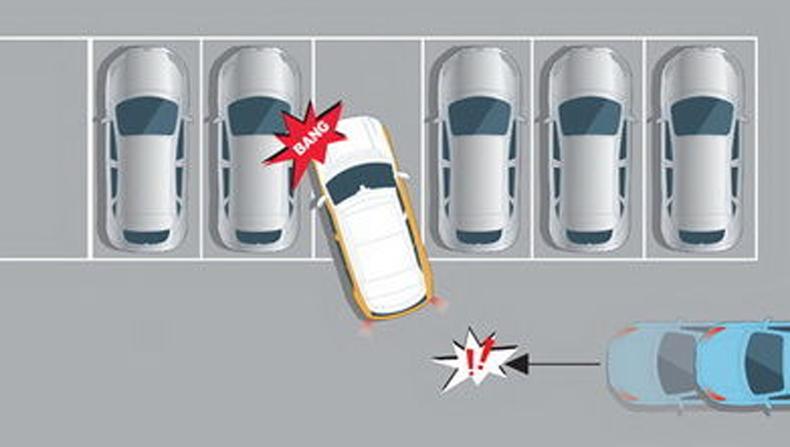 Lùi xe khó hay dễ? Hướng dẫn cách lấy lái lùi xe an toàn ít ai biết - 4
