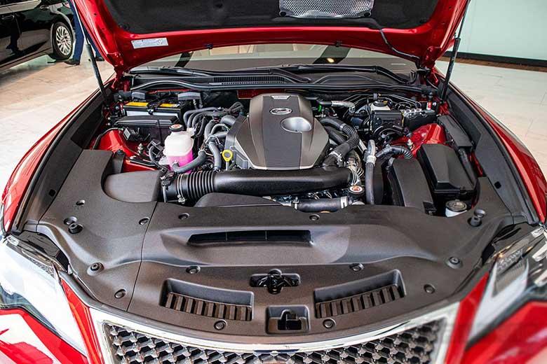 Lexus RC 300 2020 chính hãng, giá xe và nội ngoại thất - 11