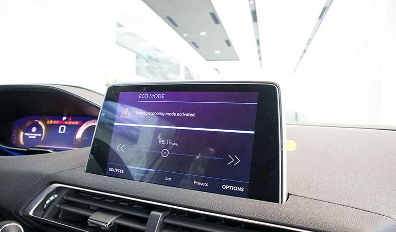Peugeot 3008 2020: giá ban, đánh giá và thông số - 14