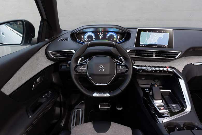 Peugeot 3008 2020: giá ban, đánh giá và thông số - 12
