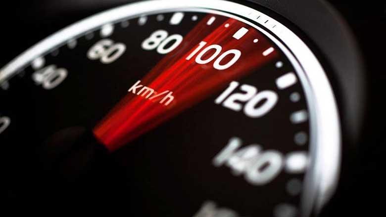 Thay đổi tốc độ đột ngột khi di chuyển