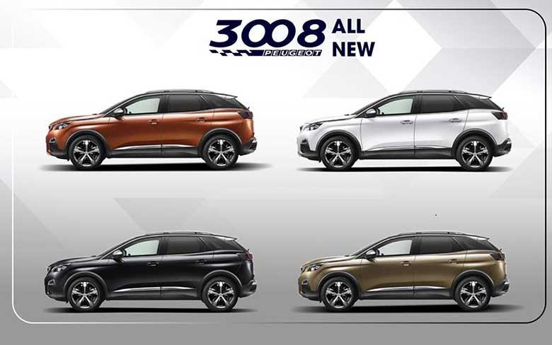 Peugeot 3008 2020: giá ban, đánh giá và thông số - 4