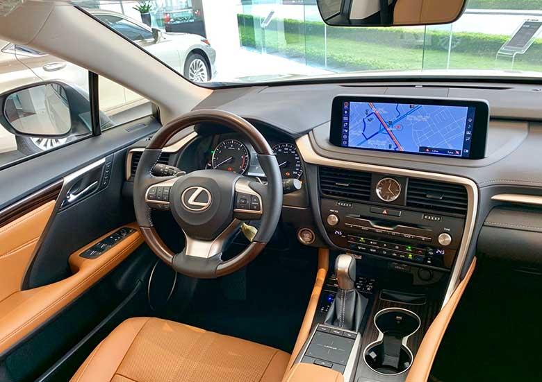 Lexus RC 300 2020 chính hãng, giá xe và nội ngoại thất - 8