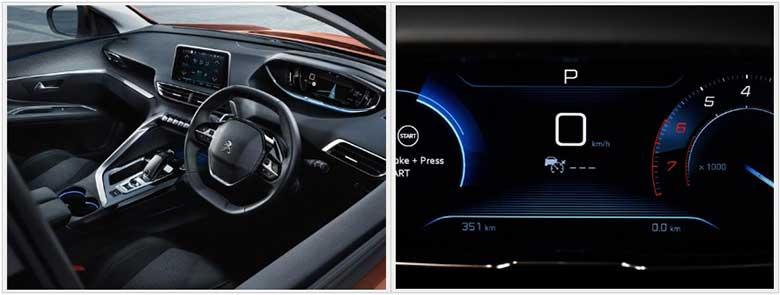 Peugeot 3008 2020: giá ban, đánh giá và thông số - 6
