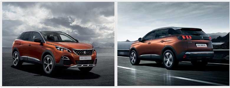 Peugeot 3008 2020: giá ban, đánh giá và thông số - 5