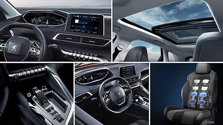Peugeot 3008 2020: giá ban, đánh giá và thông số - 13