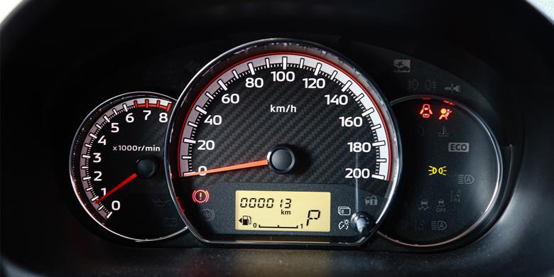 Đồng hồ số Kia Soluto 2020