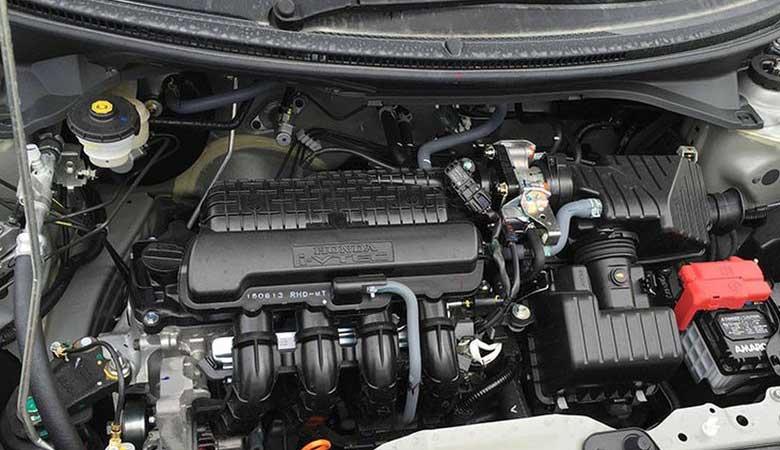 Đánh giá động cơ xe Honda Brio 2020