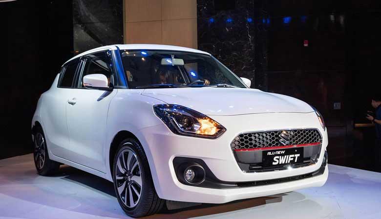 Đánh giá đầu xe Suzuki Swift 2020