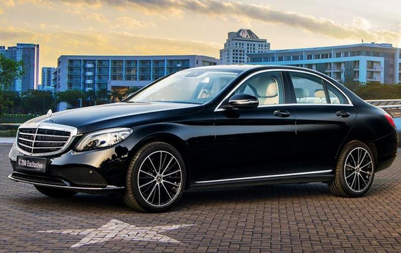 So sánh xe Mercedes-Benz C 180 2020 và C 200 Exclusive 2020: Giá lăn bánh và khuyến mãi tháng 7/2020 - 4