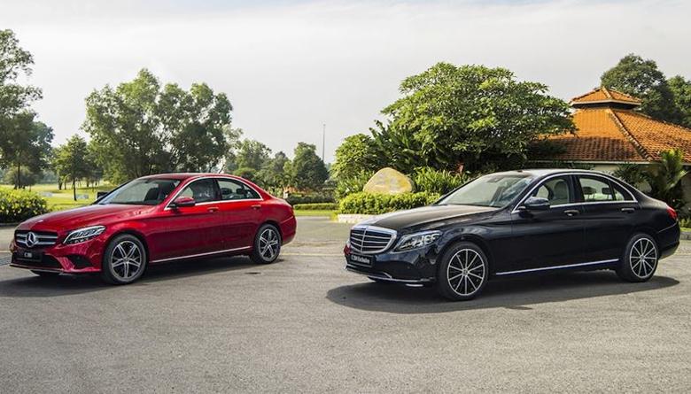So sánh xe Mercedes-Benz C 180 2020 và C 200 Exclusive 2020: Giá lăn bánh và khuyến mãi tháng 7/2020