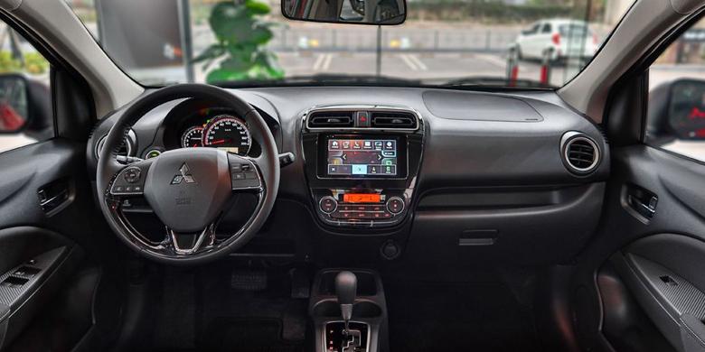 Mitsubishi Attrage 2020 nội thất