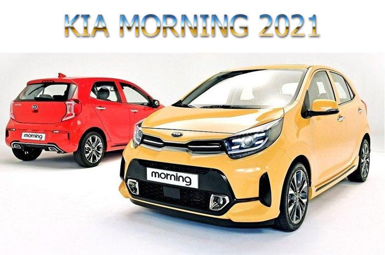Kia Morning 2021