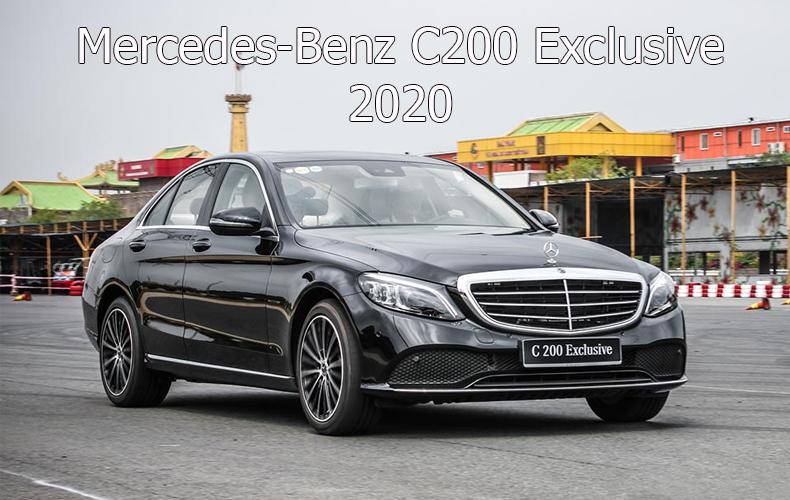 So sánh xe Mercedes-Benz C 180 2020 và C 200 Exclusive 2020: Giá lăn bánh và khuyến mãi tháng 7/2020 - 16