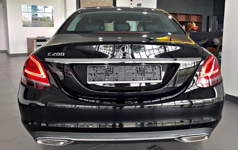 So sánh xe Mercedes-Benz C 180 2020 và C 200 Exclusive 2020: Giá lăn bánh và khuyến mãi tháng 7/2020 - 6