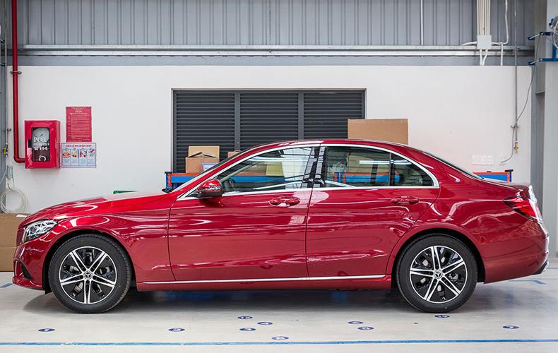 So sánh xe Mercedes-Benz C 180 2020 và C 200 Exclusive 2020: Giá lăn bánh và khuyến mãi tháng 7/2020 - 3