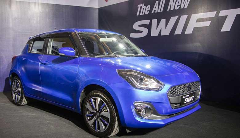 Đánh giá xe Suzuki Swift 2020