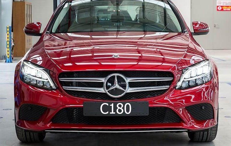 So sánh xe Mercedes-Benz C 180 2020 và C 200 Exclusive 2020: Giá lăn bánh và khuyến mãi tháng 7/2020 - 1