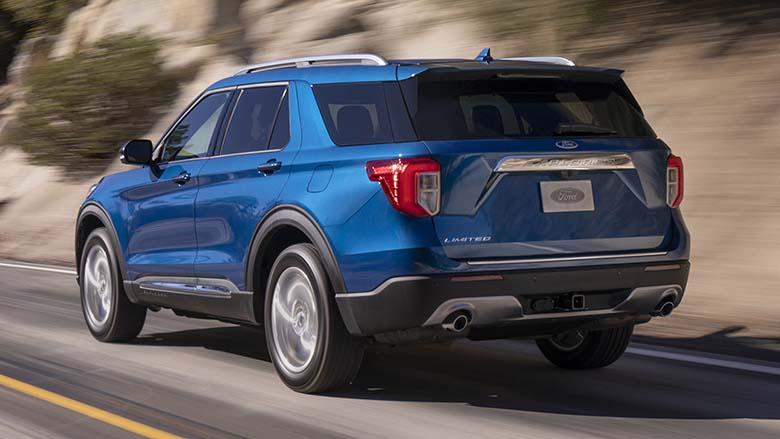 Đánh giá Ford Explorer 2020 thông số và giá bán tháng 7/2020 - 23