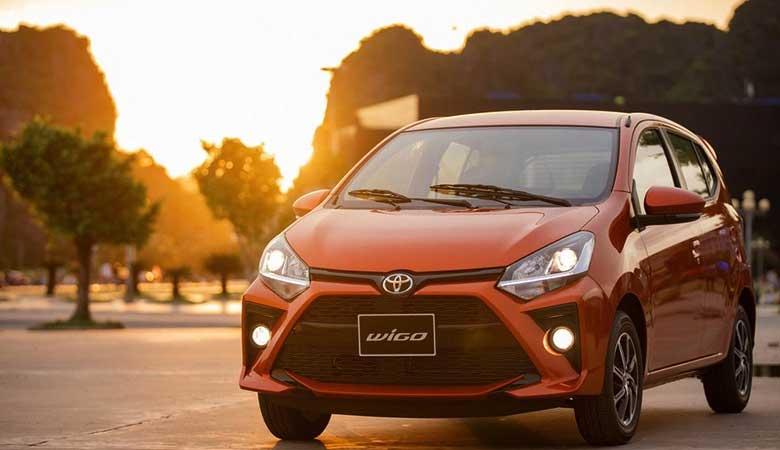 đánh giá phần đầu xe Toyota Wigo 2021