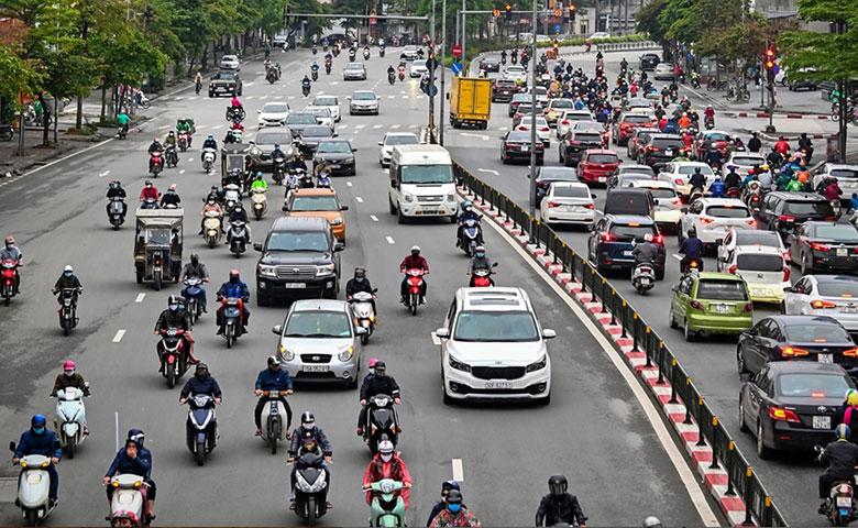 Dự thảo luật giao thông đường bộ mới nhất tháng 2021 - 8