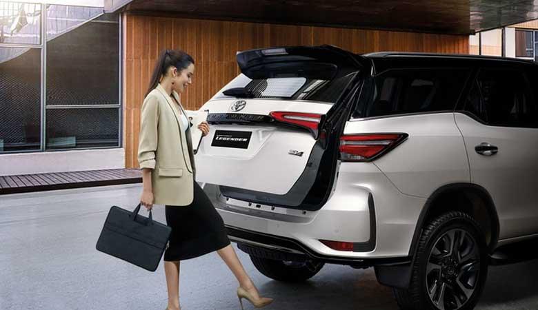 có nên mua xe Toyota Fortuner 2021